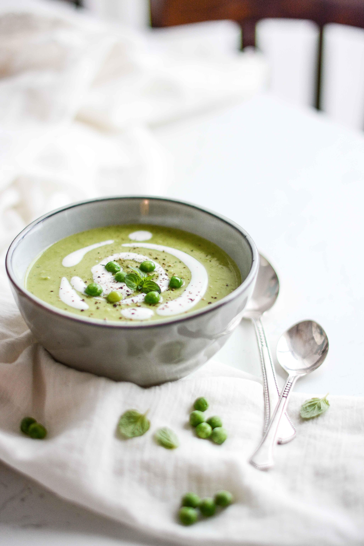 hraskova polievka / pea soup
