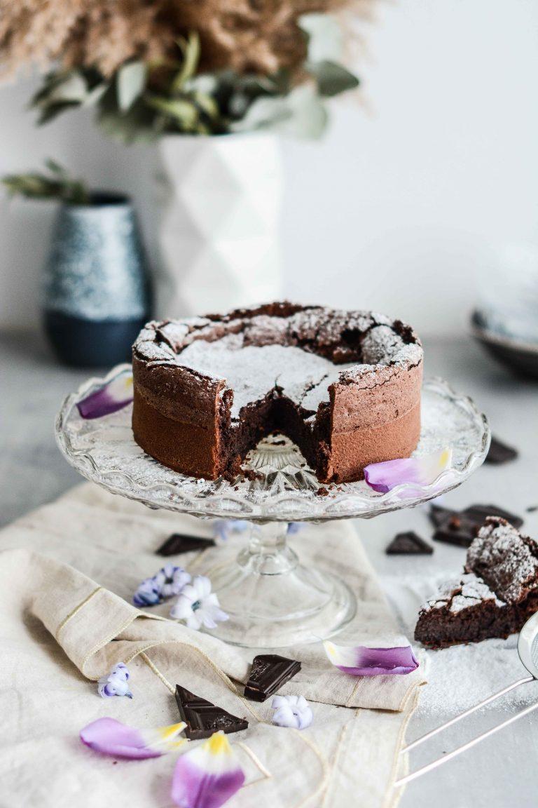 cokoladovy kolac / chocolate cake