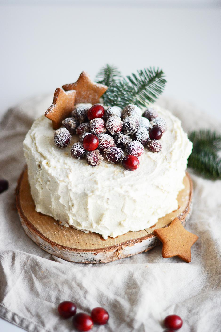 kokosova torta / coconut cake