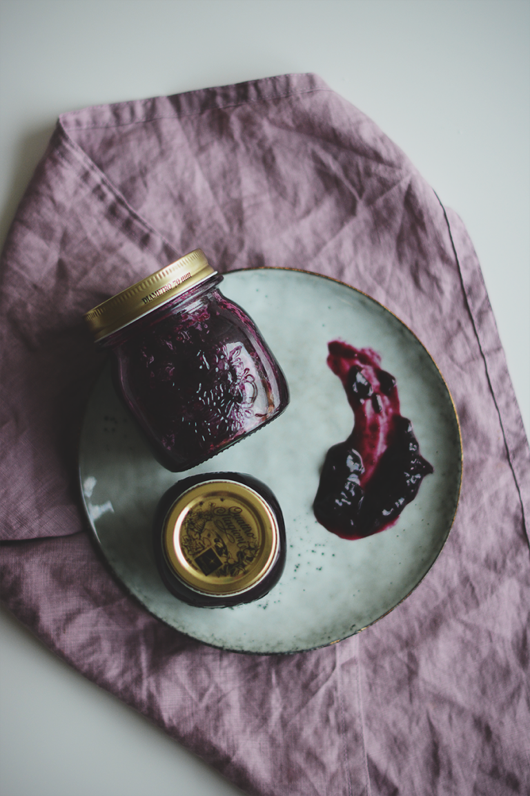 hroznovy dzem / grape jam